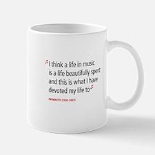 Opera Pavarotti Mug