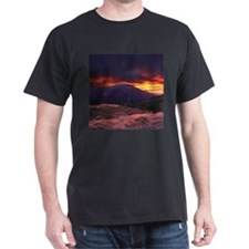 SAN GABRIEL MOUNTAIN SUNSET T-Shirt