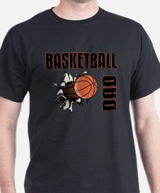 Funny Basketball dad T-Shirt