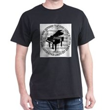 Funny Piano T-Shirt