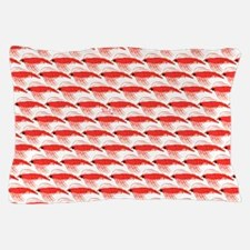 Krill Pattern Pillow Case