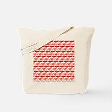 Krill Pattern Tote Bag
