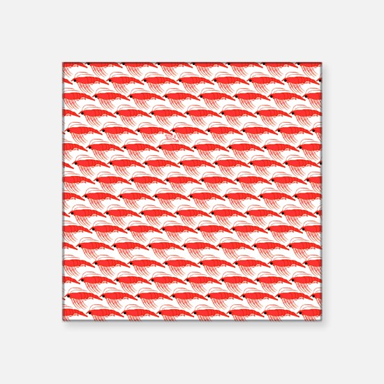 Krill Pattern Sticker