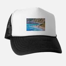 Big Sur Beach Trucker Hat