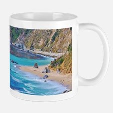 Big Sur Beach Mugs