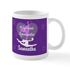 Purple Rhythmic Gymnastics Mugs