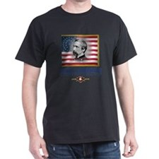 Unique Confederate and union flags T-Shirt