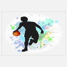 Unique Basketball Wall Art