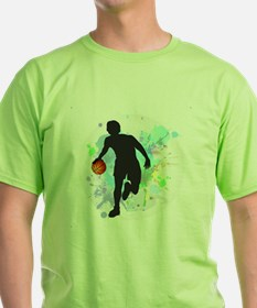 Cool Basketball T-Shirt