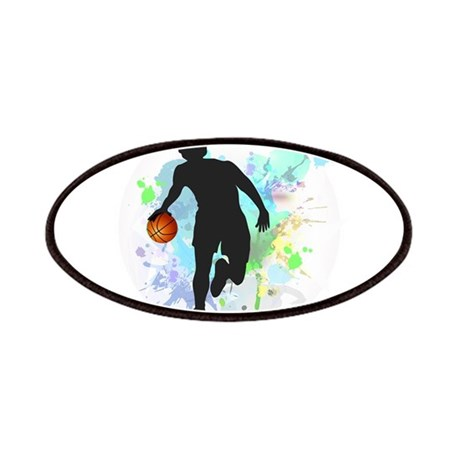 how to draw a basketball player dribbling