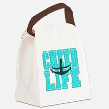 Unique Cheer Canvas Lunch Bag