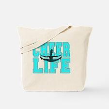 Cute Cheerleading Tote Bag