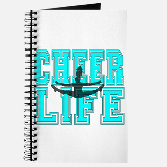 Blue Cheerleader Journal