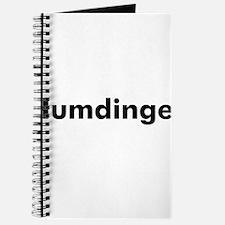 Humdinger Journal