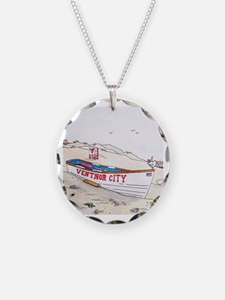 Cute City Necklace