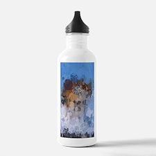 Cool Fleece throw Water Bottle