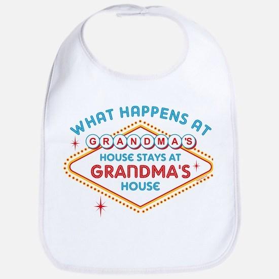 Las Vegas Stays At Grandma's Bib