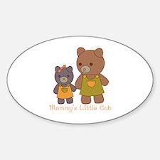 Mommy Bear Decal