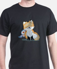 Unique Kids fox T-Shirt