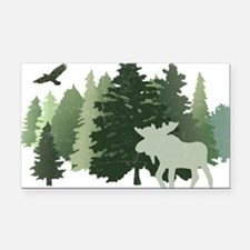 Cool Outdoors Rectangle Car Magnet