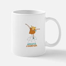 Hopscotch Champion Mugs