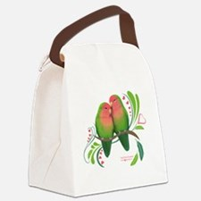 Cute Colorful Canvas Lunch Bag