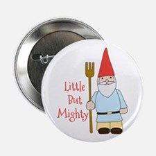 "Little Mighty Gnome 2.25"" Button (10 pack)"