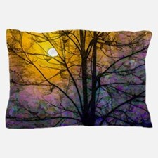 Foggy Sunset Pillow Case