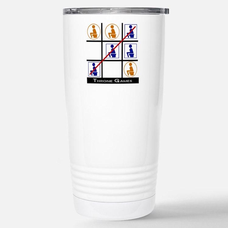 Cute Games thrones Travel Mug