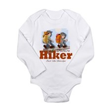 Funny Environmentalists Long Sleeve Infant Bodysuit