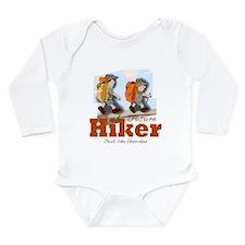 Cute Hiker Onesie Romper Suit