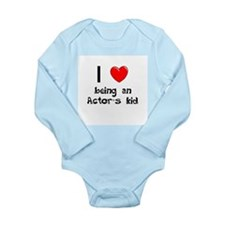 Unique The arts Long Sleeve Infant Bodysuit