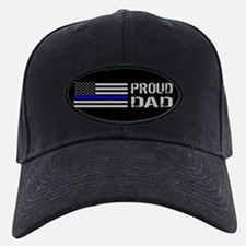 Police: Proud Dad Baseball Hat