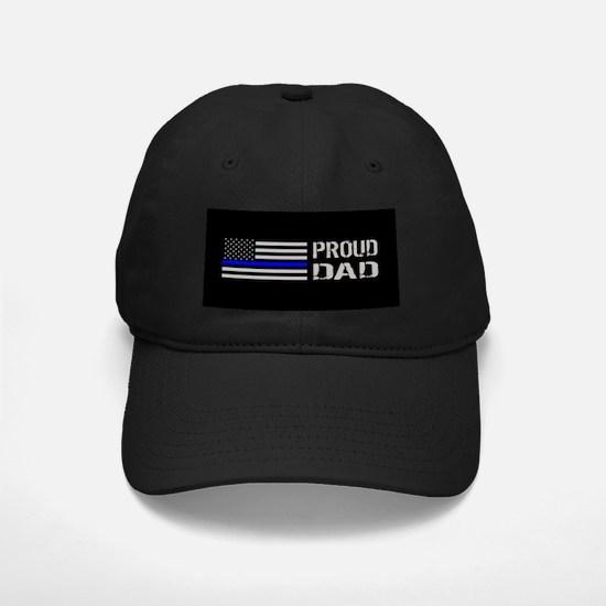 Police: Proud Dad Baseball Hat