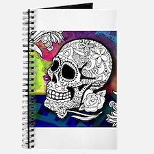 Sugar Skulls Color Splash Designs #WITHMSP Journal