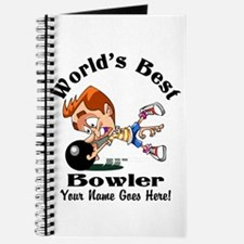 Worlds Best Bowler Journal