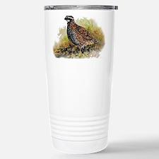 Unique Bobwhite Travel Mug