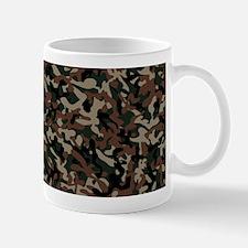 Military Action Small Small Mug