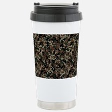 Military Action Stainless Steel Travel Mug