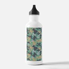 Pick A Pixel Water Bottle