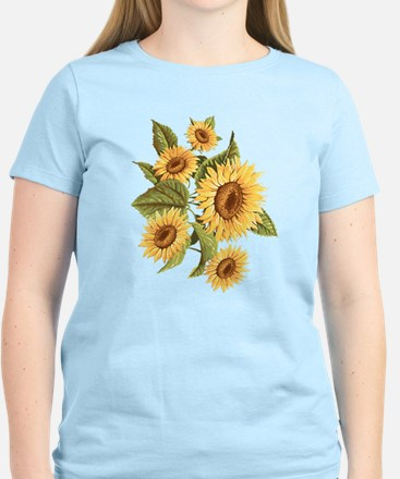 Cute Floral prints T-Shirt