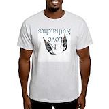 Birding Mens Classic Light T-Shirts
