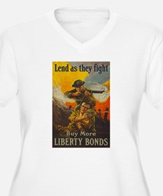 War Bonds Liberty T-Shirt