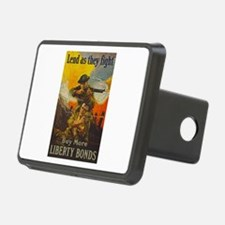 War Bonds Liberty They Fig Hitch Cover