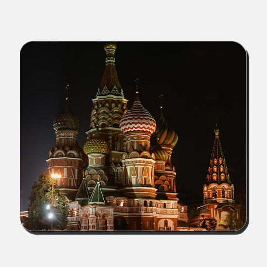 ST BASIL'S CATHEDRAL Mousepad