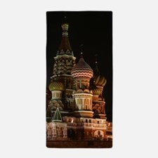 ST BASIL'S CATHEDRAL Beach Towel