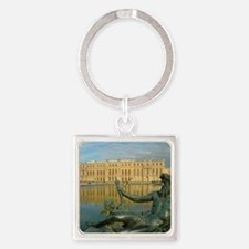 PALACE OF VERSAILLES 1 Square Keychain