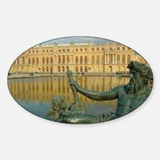 PALACE OF VERSAILLES 1 Sticker (Oval)