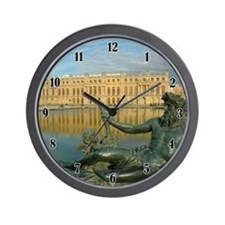 PALACE OF VERSAILLES 1 Wall Clock