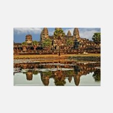 ANGKOR WAT Rectangle Magnet